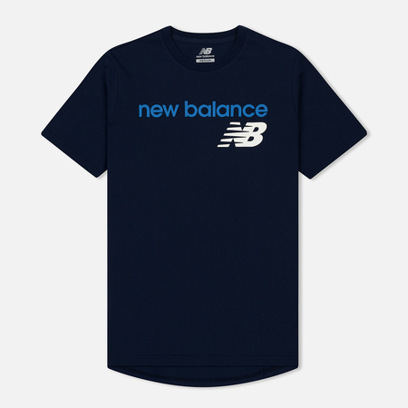 Мужская футболка New Balance Athletics WC Pigment