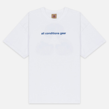 Мужская футболка Nike ACG NRG 3D Graphic Logo White фото- 0