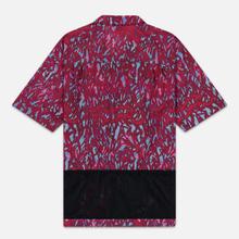 Мужская рубашка Nike ACG NRG All Over Print Habanero Red/Black фото- 3