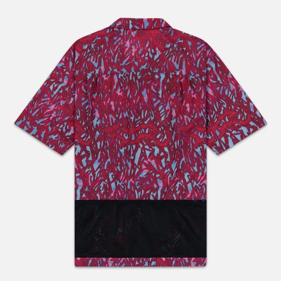 Мужская рубашка Nike ACG NRG All Over Print Habanero Red/Black