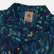 Мужская рубашка Nike ACG NRG All Over Print Hyper Royal/Black фото- 1