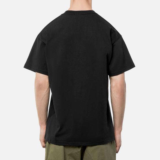 Мужская футболка Nike ACG NRG Logo Black/Active Fuchsia