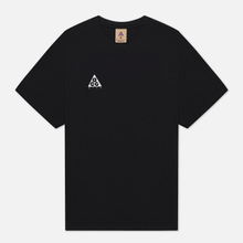 Мужская футболка Nike ACG NRG Logo Black/Anthracite фото- 0