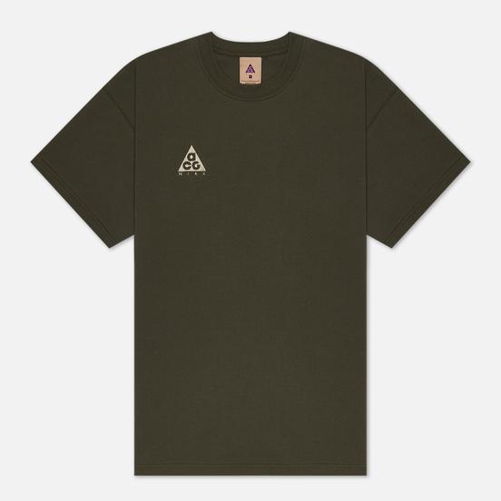 Мужская футболка Nike ACG NRG Logo Cargo Khaki/Khaki
