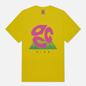 Мужская футболка Nike ACG NRG Logo Evo Opti Yellow/Active Fuchsia фото - 0