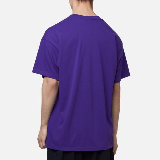 Мужская футболка Nike ACG NRG Logo Fusion Violet/Black