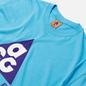 Мужская футболка Nike ACG NRG Logo Giant Blue Gale/Fusion Violet фото - 1