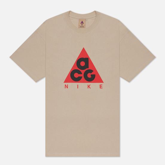 Мужская футболка Nike ACG NRG Logo Giant String/University Red