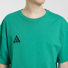 Мужская футболка Nike ACG NRG Logo Lucid Green/Black фото- 2