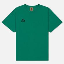 Мужская футболка Nike ACG NRG Logo Lucid Green/Black фото- 0