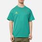 Мужская футболка Nike ACG NRG Logo Neptune Green/Opti Yellow фото - 2