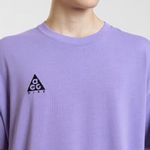 Мужская футболка Nike ACG NRG Logo Space Purple/Black фото- 2