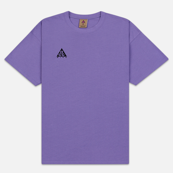 Мужская футболка Nike ACG NRG Logo Space Purple/Black