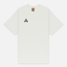 Мужская футболка Nike ACG NRG Logo Summit White/Black фото- 0