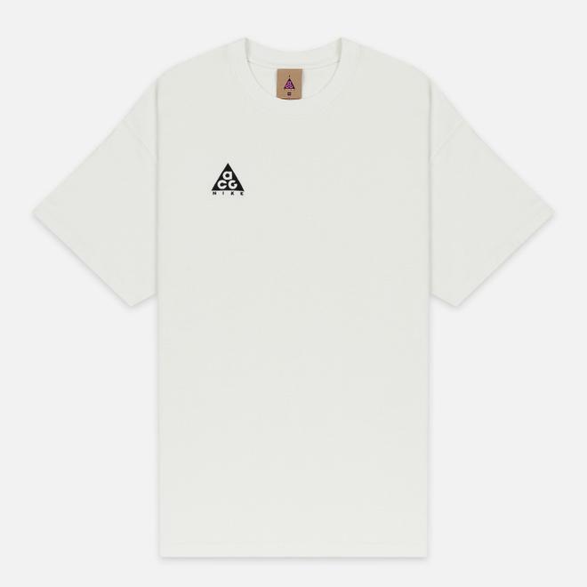 Мужская футболка Nike ACG NRG Logo Summit White/Black