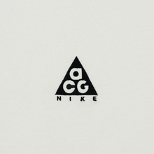 Мужская футболка Nike ACG NRG Logo Summit White/Black фото- 2