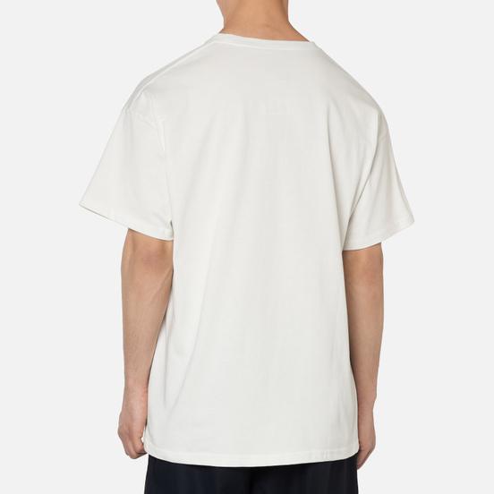 Мужская футболка Nike ACG NRG Logo Summit White/Rush Pink