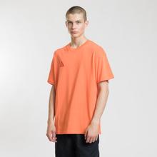 Мужская футболка Nike ACG NRG Logo Turf Orange/Habanero Red фото- 1