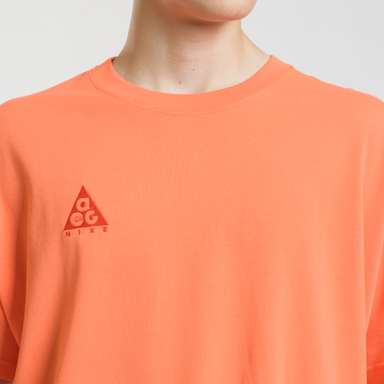 Мужская футболка Nike ACG NRG Logo Turf Orange/Habanero Red