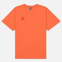 Мужская футболка Nike ACG NRG Logo Turf Orange/Habanero Red фото- 0