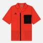 Мужская рубашка Nike ACG NRG SS Habanero Red/Black фото - 0