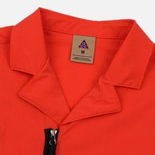 Мужская рубашка Nike ACG NRG SS Habanero Red/Black фото- 1