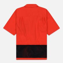 Мужская рубашка Nike ACG NRG SS Habanero Red/Black фото- 3
