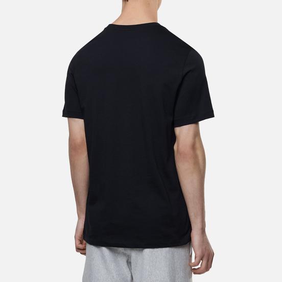 Мужская футболка Nike Court Embroidered Black
