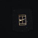 Мужская футболка Nike Court Wimb Pocket Black фото- 2
