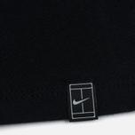 Мужская футболка Nike Court Wimb Pocket Black фото- 3