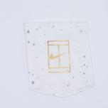 Мужская футболка Nike Court Wimb Pocket White фото- 2