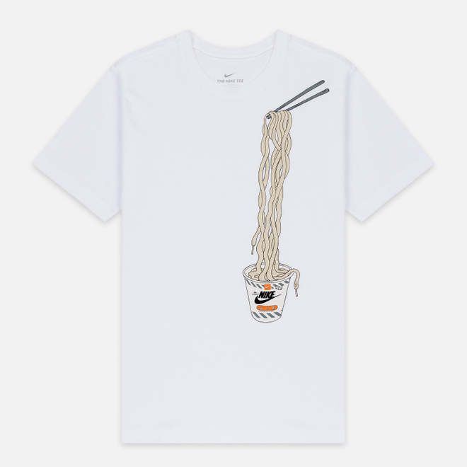 Мужская футболка Nike Culture 2 White
