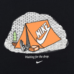 Мужская футболка Nike Culture 7 Black фото- 2