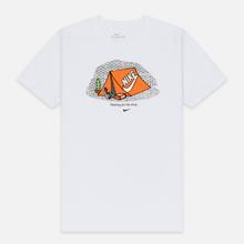 Мужская футболка Nike Culture 7 White фото- 0