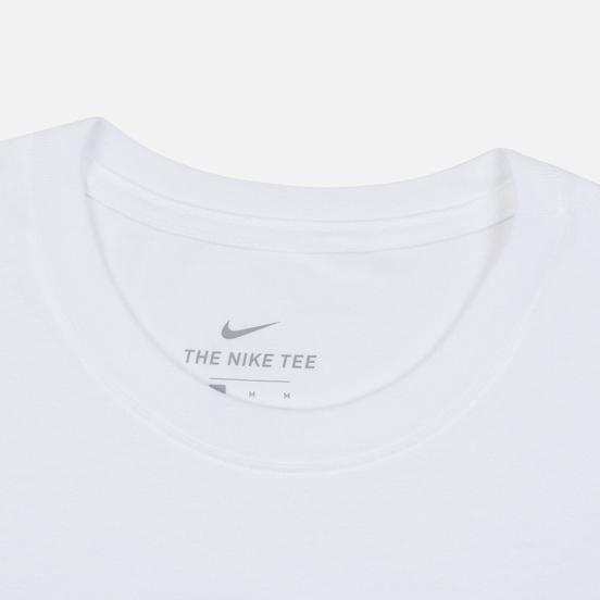 Мужская футболка Nike Culture 7 White