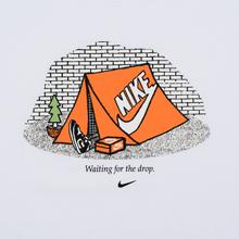 Мужская футболка Nike Culture 7 White фото- 2