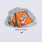 Мужская футболка Nike Culture 7 White фото - 2