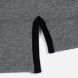Мужская футболка Nike Drop Hem Pocket Dark Grey фото- 3