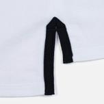 Мужская футболка Nike Drop Hem Pocket White фото- 3