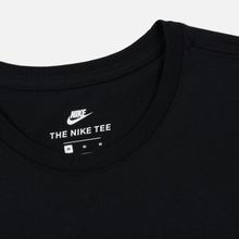 Мужская футболка Nike Footwear 1 Black фото- 1