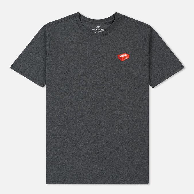 Мужская футболка Nike Footwear 1 Charcoal Heather