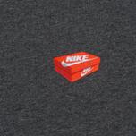 Мужская футболка Nike Footwear 1 Charcoal Heather фото- 2