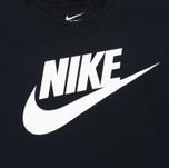 Мужская футболка Nike Icon Futura Black фото- 3