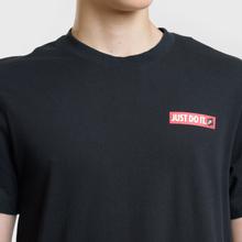 Мужская футболка Nike Just Do It 2 Black фото- 3