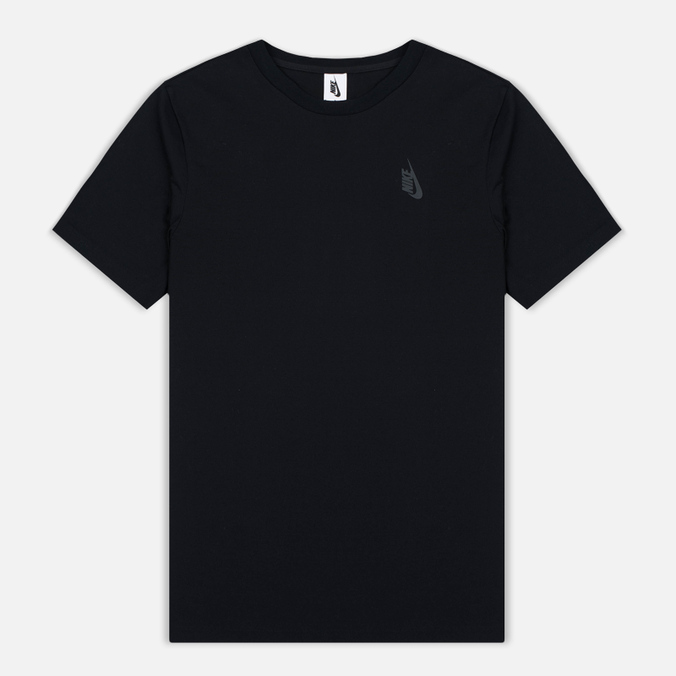 Мужская футболка Nike Essentials Cotton Crew Black