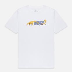 Мужская футболка Nike SB Dinonike White