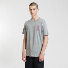Мужская футболка Nike SB Dorm Room Dark Grey Heather фото- 2