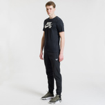 Мужская футболка Nike SB Dri-Fit Logo Black/White фото- 3