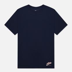 Мужская футболка Nike SB Dry DFC Tech Obsidian/Obsidian/Storm Pink