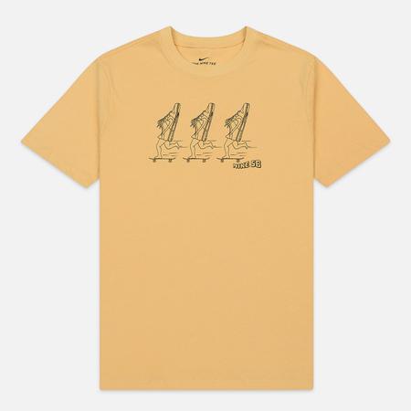Мужская футболка Nike SB Dunks Celestial Gold
